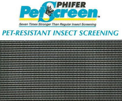 Strong Phifer PetScreen