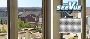 SeeVue Stainless Steel Insect Screen