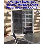 Another Replacement Sliding Screen Door from ApexProducts.Com