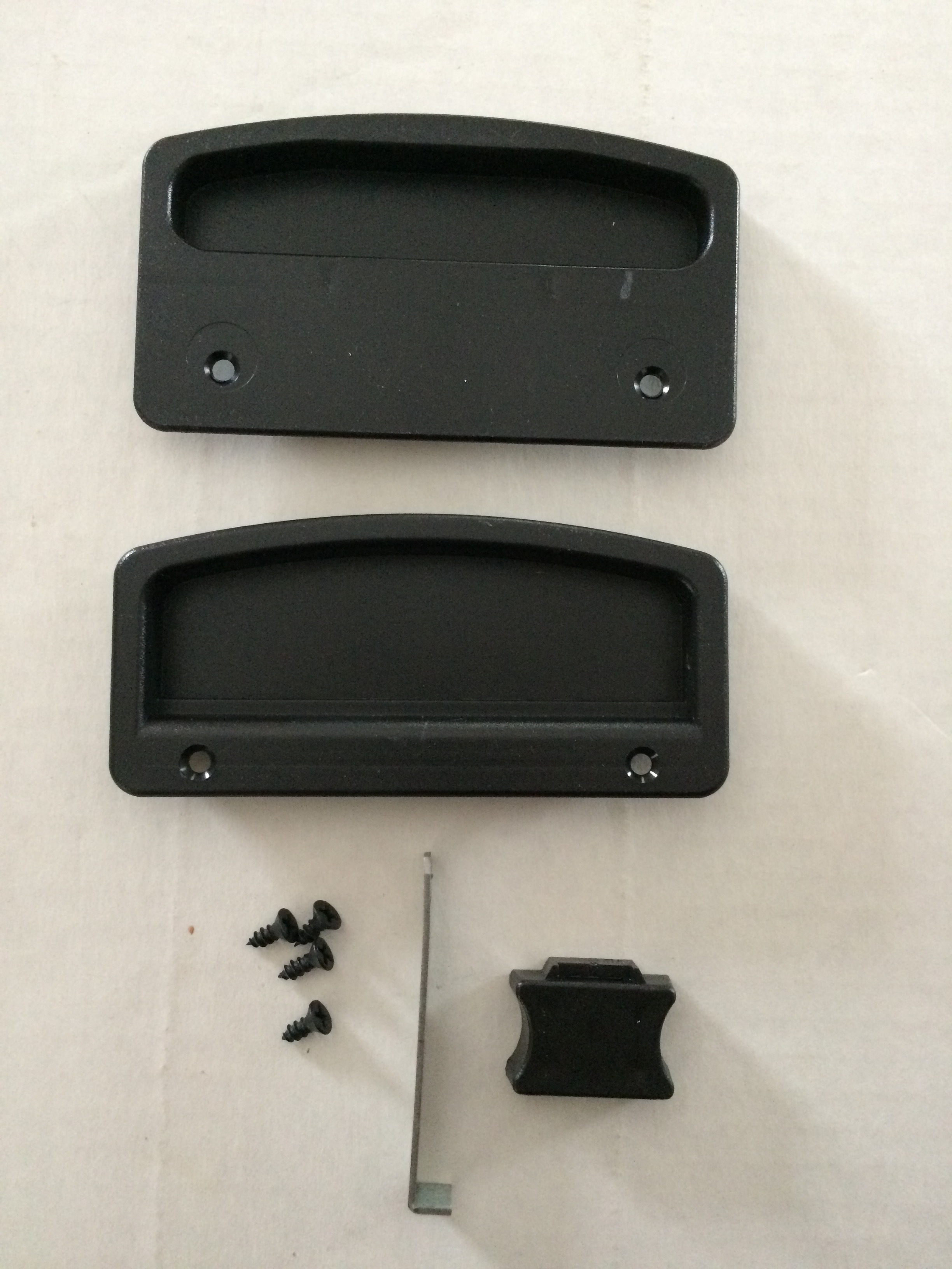 Sliding Screen Door Handle Kit
